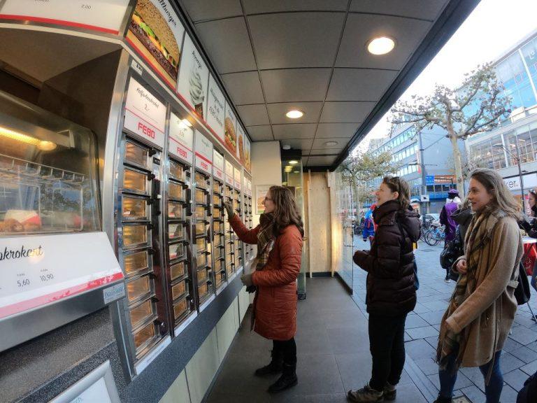 street food tour rotterdam