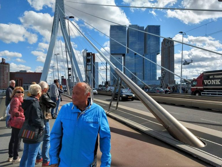 highlights walking tour rotterdam