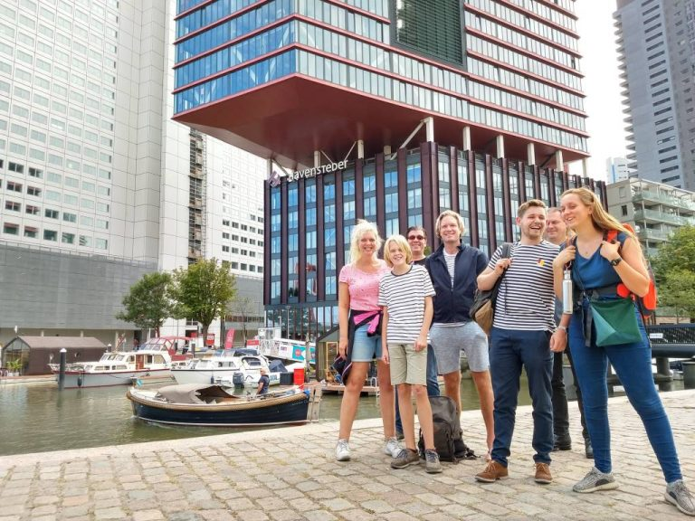 highlights walking tour rotterdam rondleiding