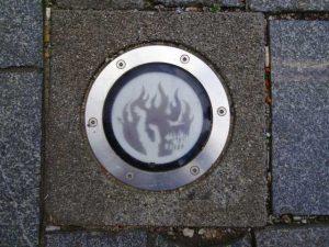 brandgrens fire boundary bombardement rotterdam
