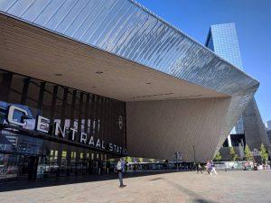 central centraal station rotterdam sybold van ravensteyn
