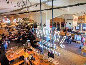 fenix food factory katendrecht fff kaap jordys bakery rotterdam