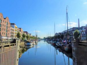 historisch historic delfshaven rotterdam