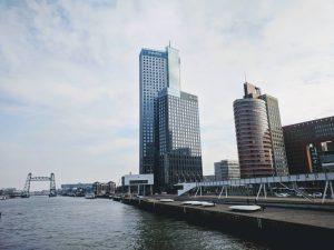 maastoren architecture rotterdam