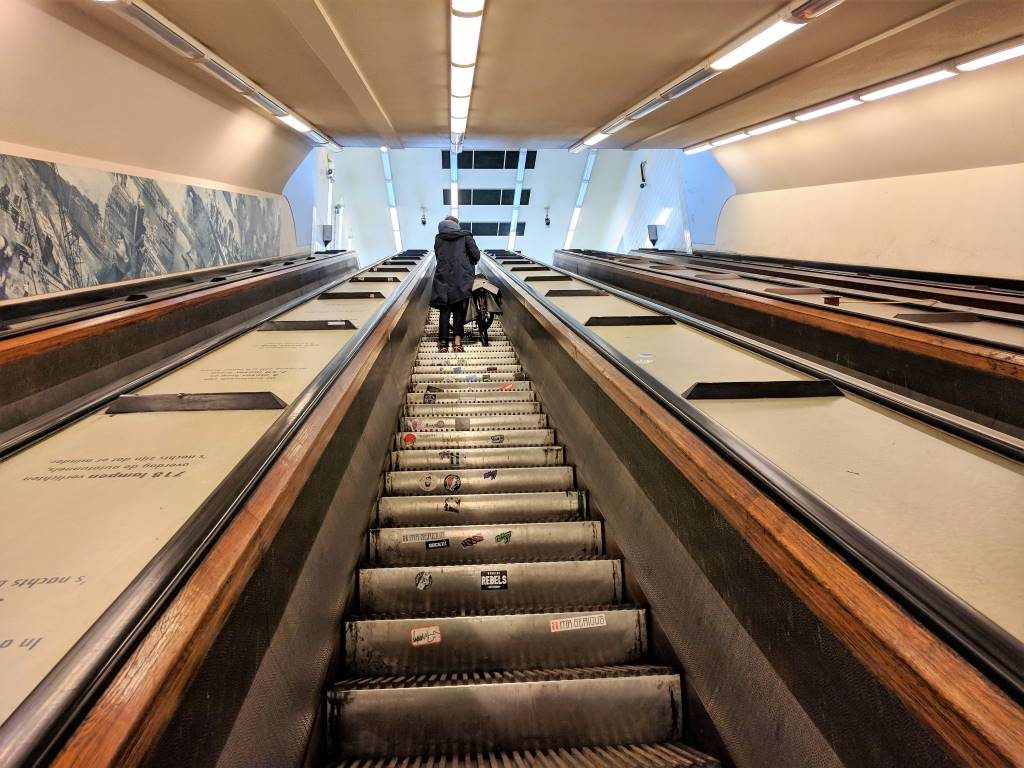 maastunnel rotterdam maas tunnel architecture