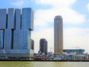 new orleans tower alvaro siza rotterdam kop van zuid architecture